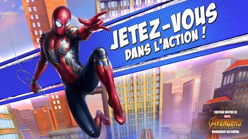 MARVEL Spider-Man Unlimited  captures d'u00e9cran 7