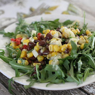Southwestern Black Bean Corn Salad