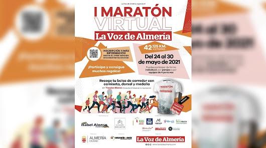 Apúntate y participa en la Maratón Virtual de LA VOZ