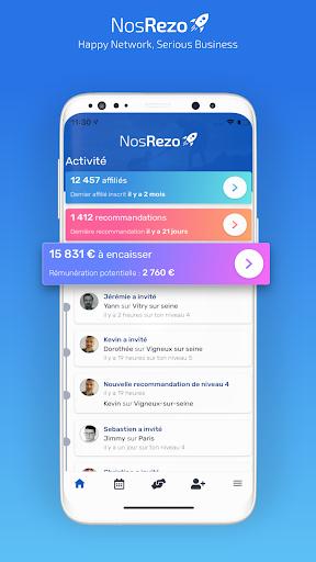 NosRezo screenshots 3