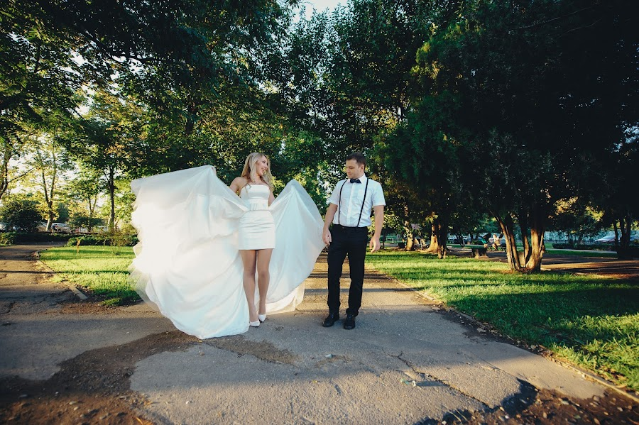 Wedding photographer Sasha Orlovec (sasharay). Photo of 04.11.2016