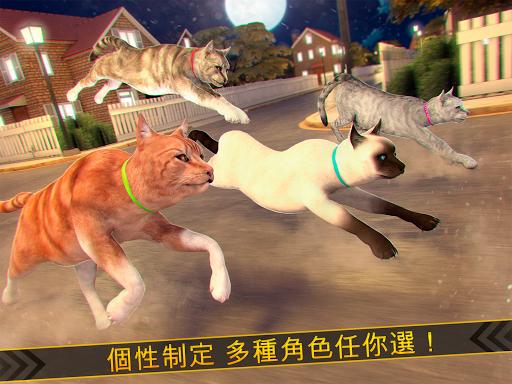 玩免費模擬APP|下載???? 喵! 可愛 甜 貓咪 貓 - 小狗 寶寶 遊戲 app不用錢|硬是要APP
