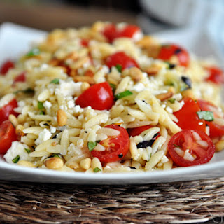 10 Best Orzo Pasta Salad With Feta And Pine Nuts Recipes