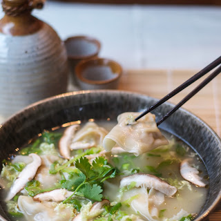 Chicken Wonton Soup