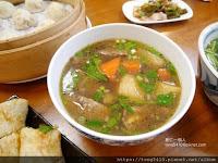 山東餃子牛肉麵