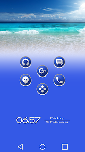Enyo Blue - Icon Pack screenshot 0
