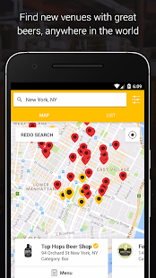 Untappd - Discover Beer- screenshot thumbnail