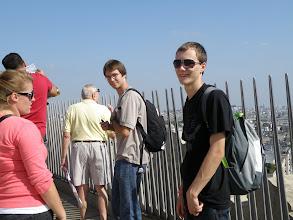 Photo: Výhled shora je super (Vítězný oblouk - Arc de Triomphe)