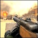 World War Commando Army Battleground Survival Game icon