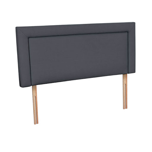 Sleepeezee Venice Headboard Dark Grey