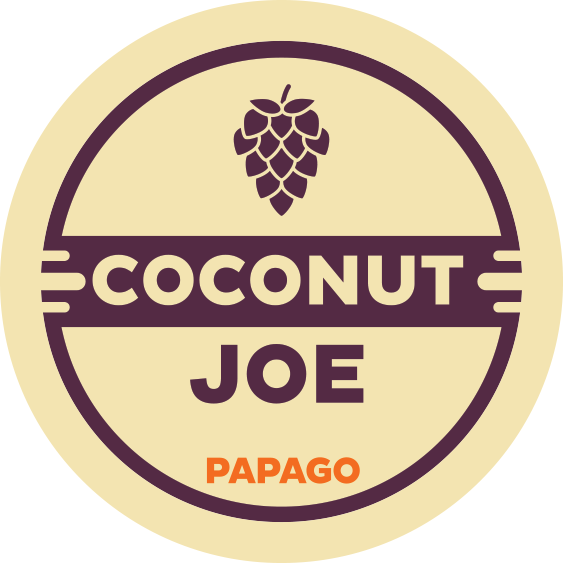Logo of Papago Coconut Joe