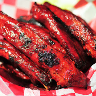 Chinese-Style Spare Ribs.