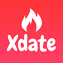 Dating & Hookup Finder App for Adult Friend: Xdate icon