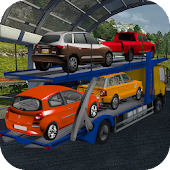 Traffic Cargo Transport Sim:City Car Transport 3D
