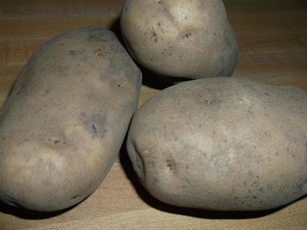 Wash unpeeled potatoes; place in extra large pot; cover with water by 1-2 inches.