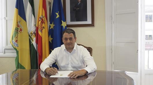 El alcalde de Tíjola, en una imagen de archivo.