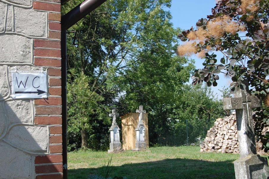Кладовище в с. Ульгівок у Польщі. Фото: wm.pl
