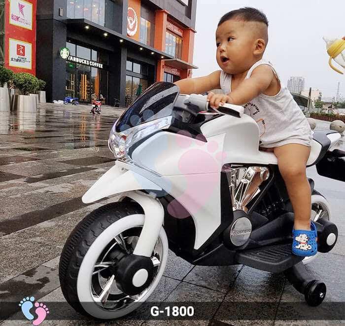 Xe mô tô điện trẻ em g1800 18