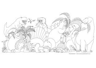 Photo: paul stickland dinosaur roar