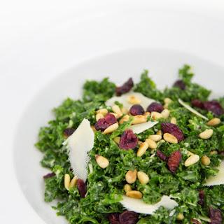5-Minute Citrus Kale Salad