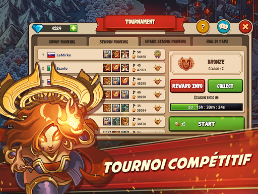 Télécharger Empire Warriors TD Premium: Tower Defense Games APK MOD (Astuce) screenshots 3