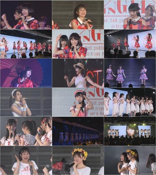 (LIVE)(720p) NGT48 チームNIII「誇りの丘」公演 山田野絵 生誕祭 Live 720p 171009