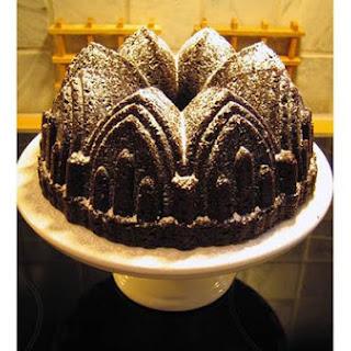 Chocolate Moist Cake.
