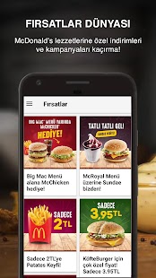 McDonald's Screenshot