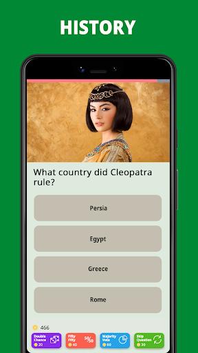 Free Trivia Game. Questions & Answers. QuizzLand. apktram screenshots 16