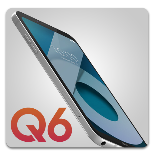 Theme LG Q6 for Computer Launcher