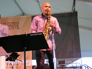 Photo: Miguel Zenon withSFJazz Collective