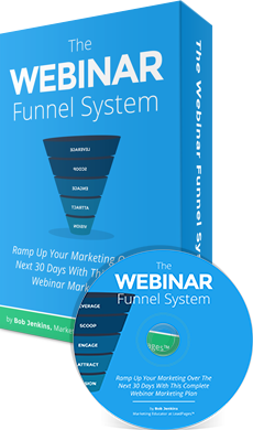 Download the webinar marketing funnel course