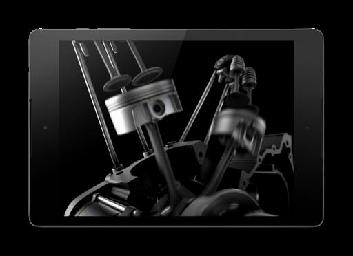 玩個人化App|摩托车发动机视频动态壁纸免費|APP試玩