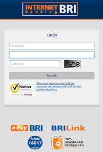 Internet Banking - náhled