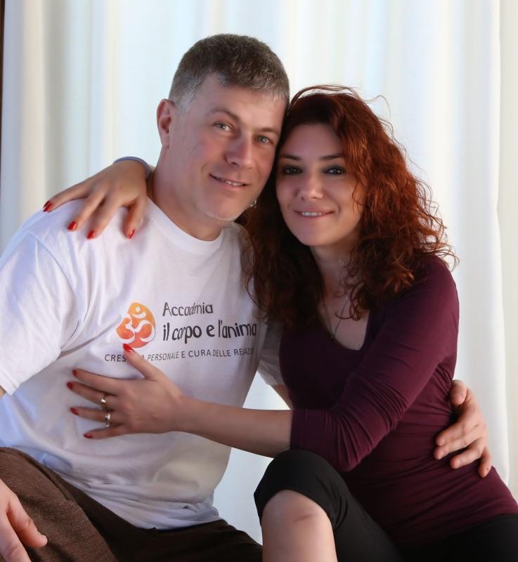 Maurizio Lambardi e Gloria di Capua