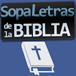 Sopa de letras de la Biblia Icon