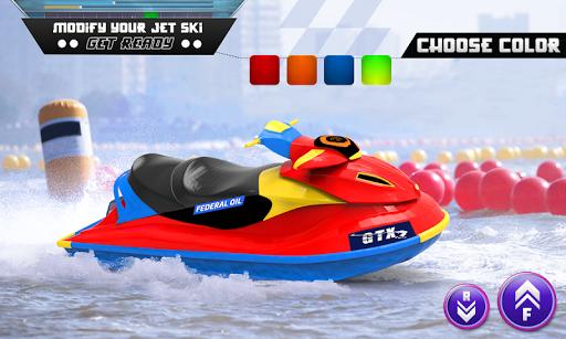 Real Jet Ski Simulator