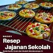 Resep Jajanan Sekolah   Resep Masakan icon