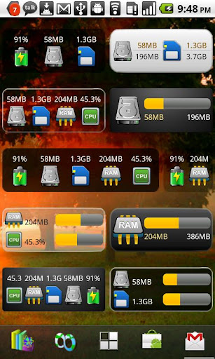 Mini Info screenshot 2