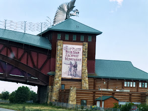 Photo: We decided to skip it, as the ticket price was pretty steep for the novelty of a small museum over a freeway.