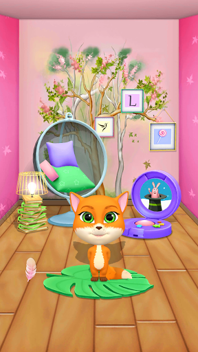 Lily - My Talking Virtual Pet apkdebit screenshots 9