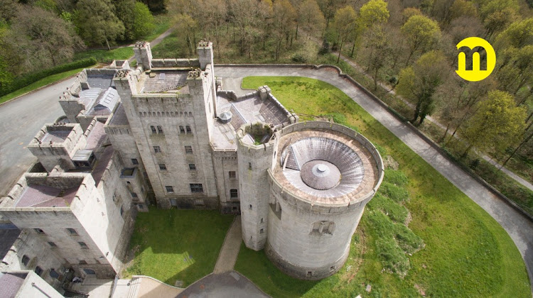 Gosford Castle in Northern Ireland is up for sale