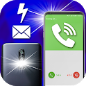 Flash Alerts - flash on call and sms notification icon