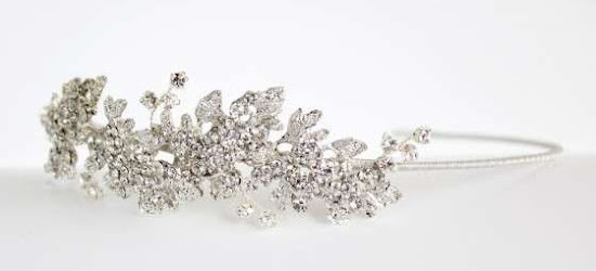 Tiaras, Hairpieces & Jewellery Richard Designs