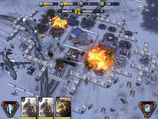 War Commander: Rogue Assault  gameplay | by HackJr.Pw 3