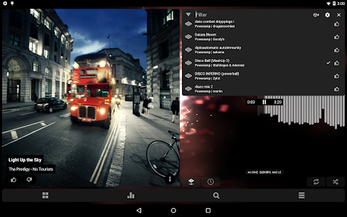 Poweramp Pro [Unlocked] Music Player 9