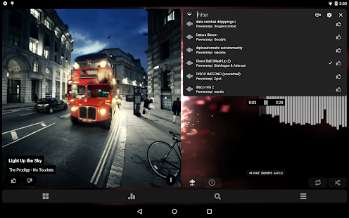 App Poweramp Music Player (Trial) APK for Windows Phone