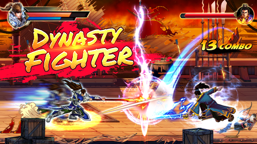 Dynasty Fighter - Fate Fight