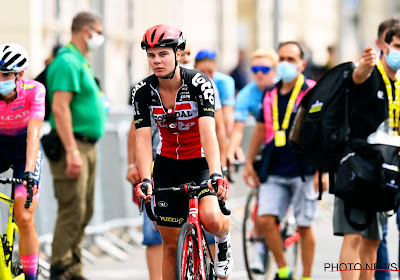 Een Belgische zege in de Giro Rosa! Lotte Kopecky heeft de zevende etappe op haar naam gezet