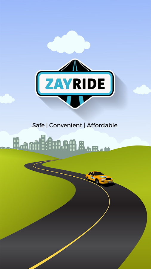 ZayRide- screenshot